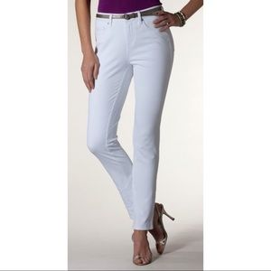 Classic Shaping High Waist Ankle Jeans